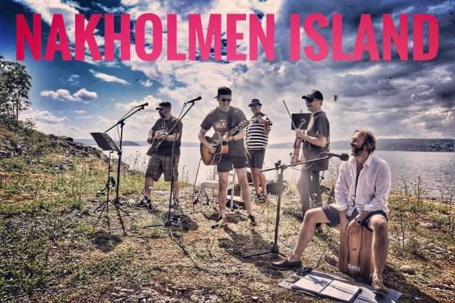 Live on Nakholmen Island