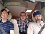 Three-in-camper